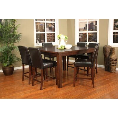 American Heritage Cameo 7 Piece Dining Set Image