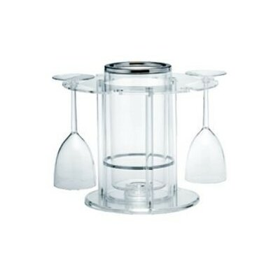 Chenco Inc. Tabletop Wine Glass Rack