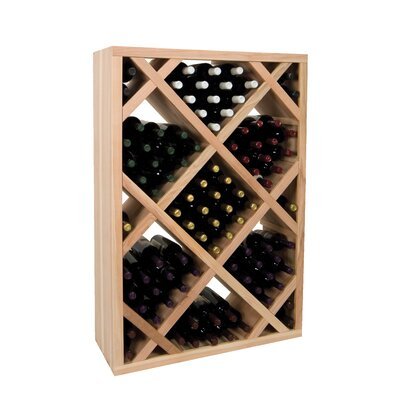 Wine Cellar Innovations Vintner Series 151 Bottle Floor Wine Rack