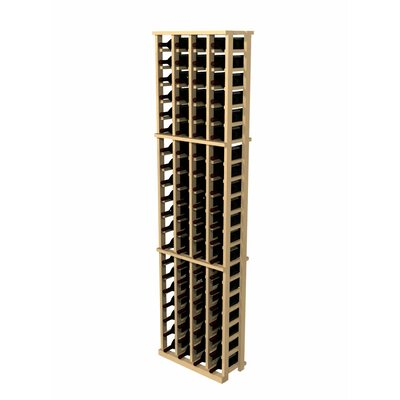 Wine Cellar Innovations Rustic Pine 84 Bottle Wa..