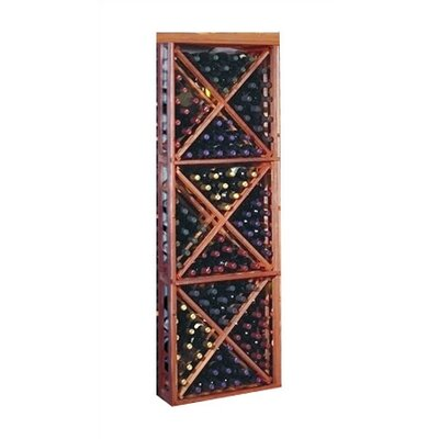 Wine Cellar Innovations Designer Series 132 Bottle Floor Wine Rack