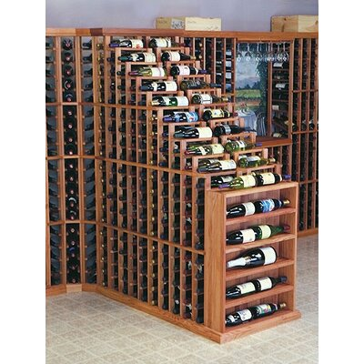 Wine Cellar Innovations Designer Series 282 Bottle Floor Wine Rack