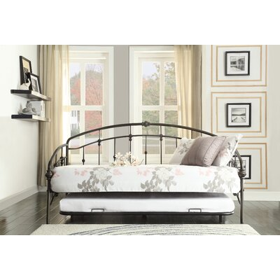 One Allium Way Morrissette Daybed with Trundle
