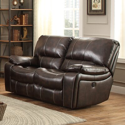 Red Barrel Studio Leland Power Reclining Loveseat