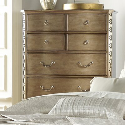 Astoria Grand Bainbridge 7 Drawer Chest