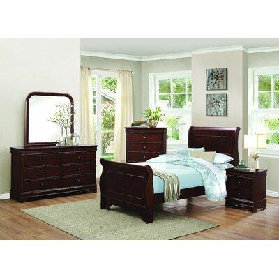 Homelegance Abbeville Sleigh Customizable Bedroom Set