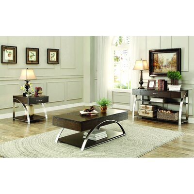 Homelegance Tioga Coffee Table Set