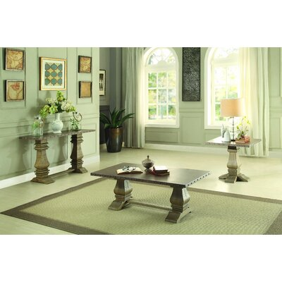 Homelegance Anna Claire Coffee Table Set
