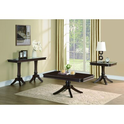 Rosalind Wheeler Marable Coffee Table Set