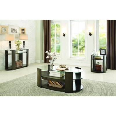 Homelegance Sicily Coffee Table Set