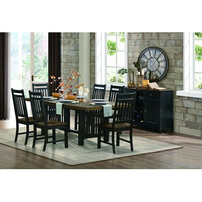 Homelegance Three Falls Extendable Dining Ta..