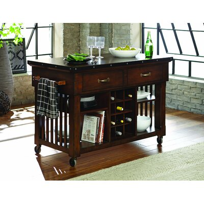 Homelegance Schleiger Kitchen Island