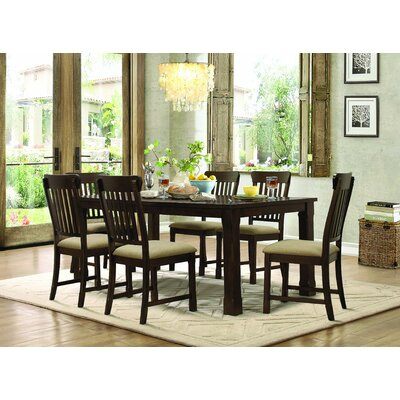 Homelegance Sycamore Extendable Dining Ta..