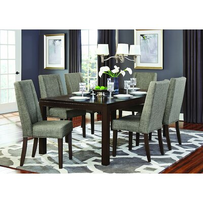 Homelegance Kavanaugh 7 Piece Dining Set
