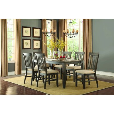 Homelegance Nantes 7 Piece Dining Set