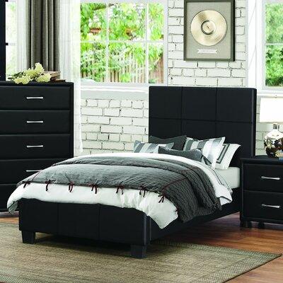 Homelegance Lorenzi Upholstered Panel Bed