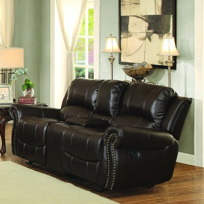 Homelegance Annapolis Reclining Loveseat