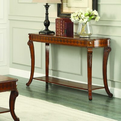 Homelegance Rutherford Console Table