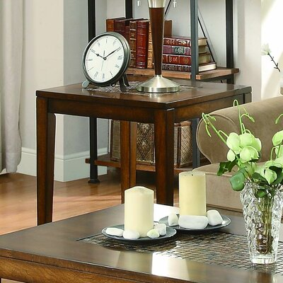 Loon Peak Pauls Valley End Table