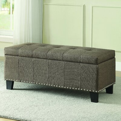 Andover Mills Benedict Storage Bedroom Bench