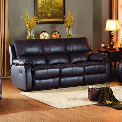 Homelegance Jedidiah Reclining Sofa
