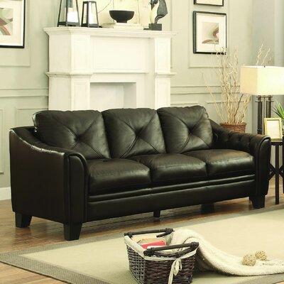 Homelegance Memphis Leather Sofa