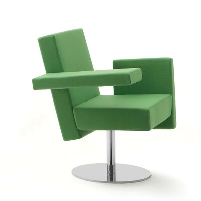 Segis U.S.A Meet Me Swivel Arm Chair