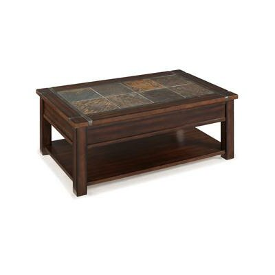 Magnussen Furniture Roanoke Coffee Table with Lift Top and Caster