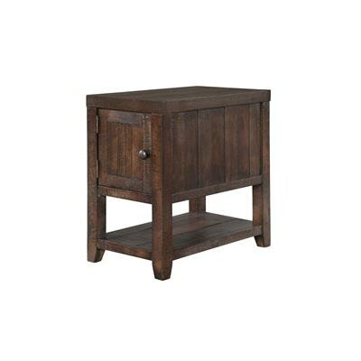 Magnussen Furniture Caitlyn Chairside Table