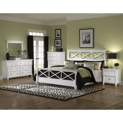Darby Home Co McLelland Panel Customizable Bedroom Set