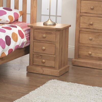 Homestead Living Devon 3 Drawer Bedside Table Reviews