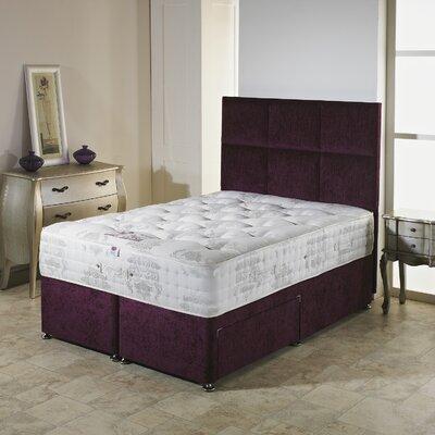 Home haus reign pocket sprung 3000 divan bed reviews for Pocket sprung divan beds sale