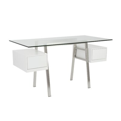 ItalModern Collette Writing Desk