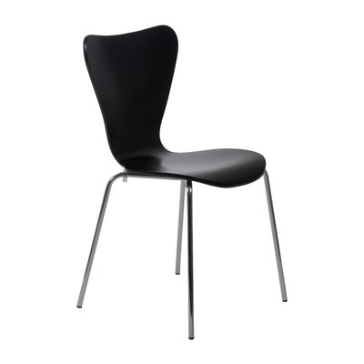 ItalModern Tendy Side Chair (Set of 4)