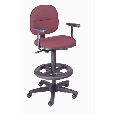 Nexel Adjustible Drafting Chair with F..