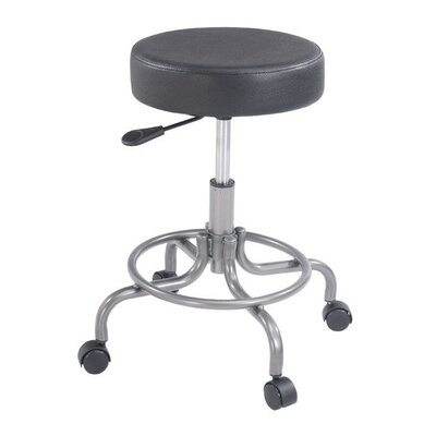 Nexel Height Adjustable Industrial Stool
