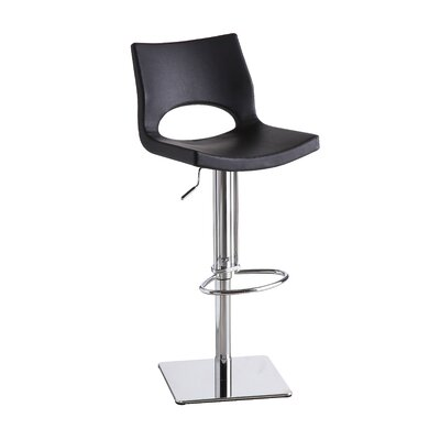 J&M Furniture Adjustable Height Swivel Bar Stool