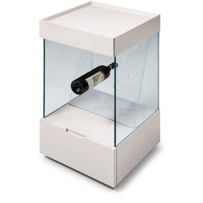 J&M Furniture B523 8 Bottle Tabletop Wine Rack