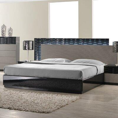 J&M Furniture Roma Platform Bed