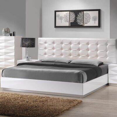 J&M Furniture Verona Platform Bed