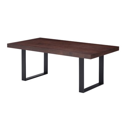 J&M Furniture Block Dining Table