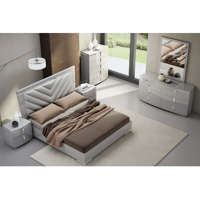 J&M Furniture New York Platform Bed