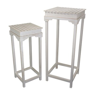 Fantastic Craft 2 Piece Nightstand Set