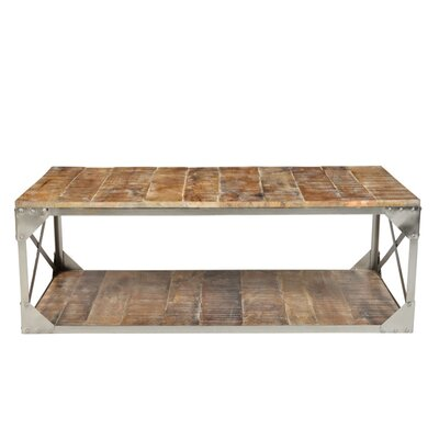 CDI International Industrial Coffee Table