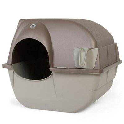 Best Automatic Litter Box - Self Cleaning Litter Box by Omega Paw
