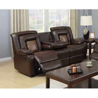 Beverly Fine Furniture Topeka Reclining Sofa
