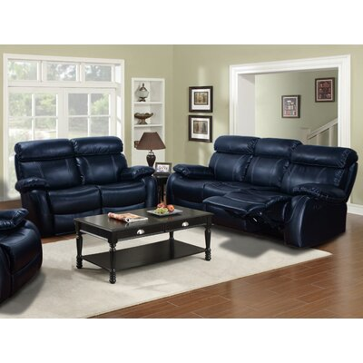 Beverly Fine Furniture Omaha Sofa and Loveseat Set