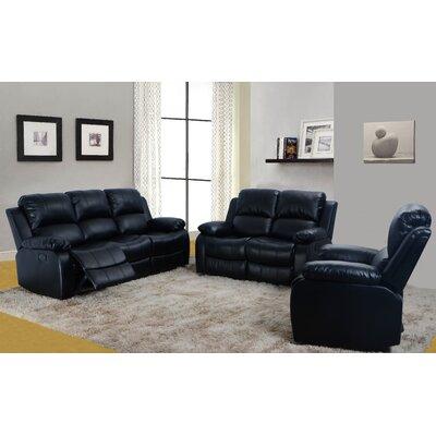 Beverly Fine Furniture Denver 3 Piece Bon..