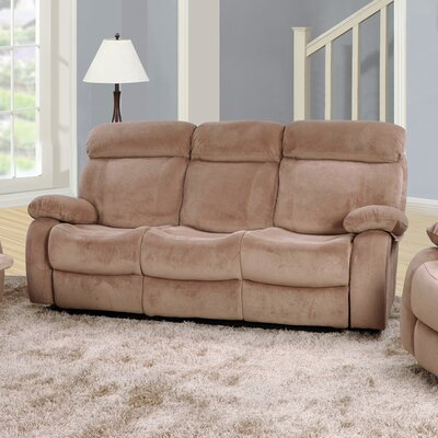 Beverly Fine Furniture Amida Reclining Sofa