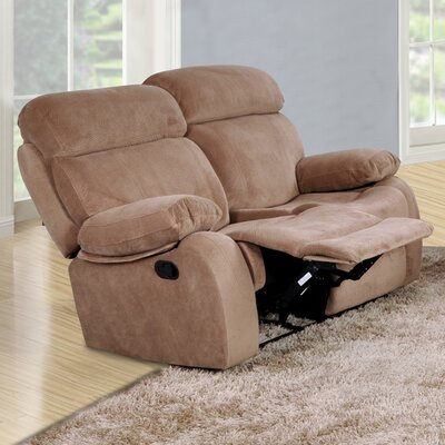 Beverly Fine Furniture Amida Reclining Loveseat